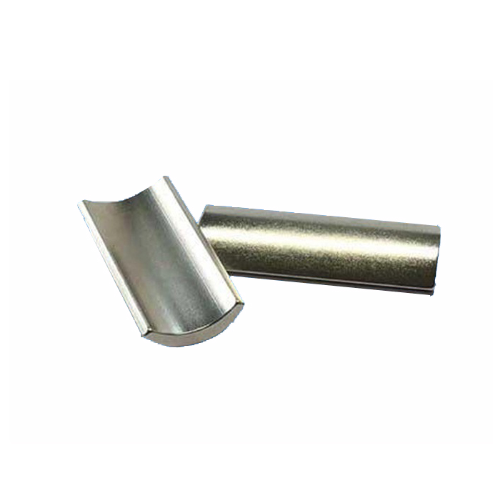 Tile type rare earth neodymium magnet
