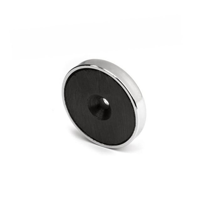 Ferrite Cup Magnets [wholesale sales customization]