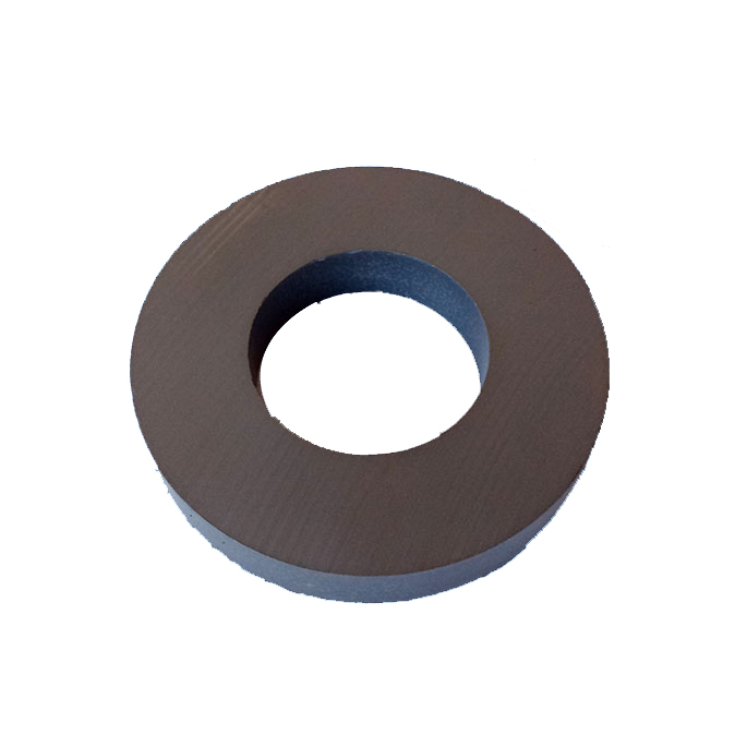 Large size ferrite ring magnet D220*d110*20mm