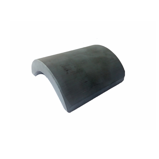 Treadmill motor magnetic tile