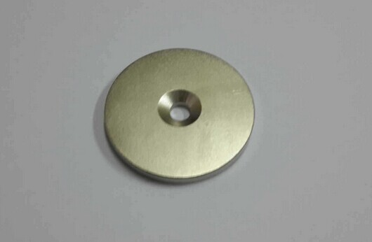 Ndfeb perforating magnet