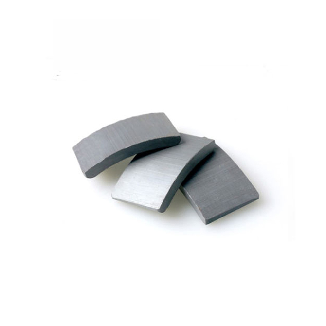 Micromotor magnetic tile
