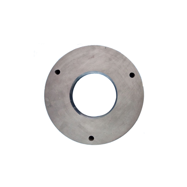 Large size ferrite ring with 3 holes