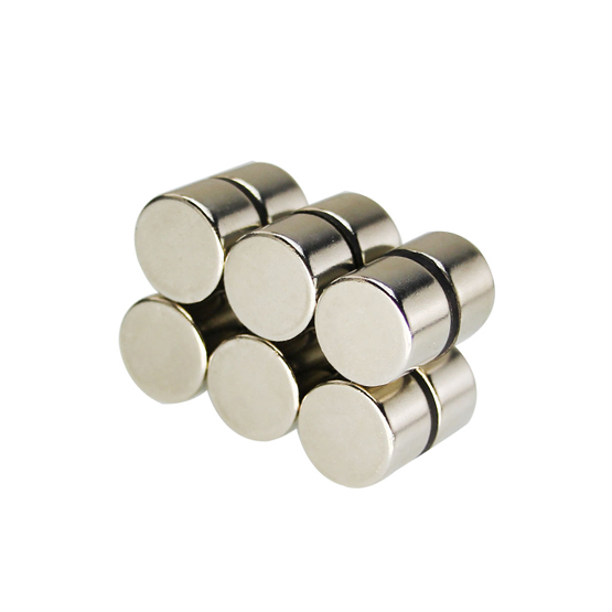 15mm dia x 10mm thin rare earth magnet
