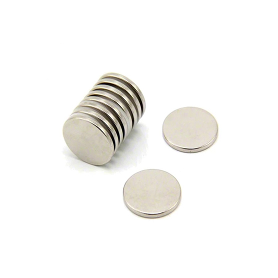 Coin sized magnets, coin shape disc magnet