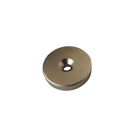 2 inch screw hole ring magnet