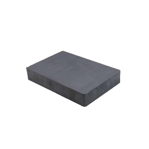 Square ferrite general magnetism 150 x 100 x 25 mm