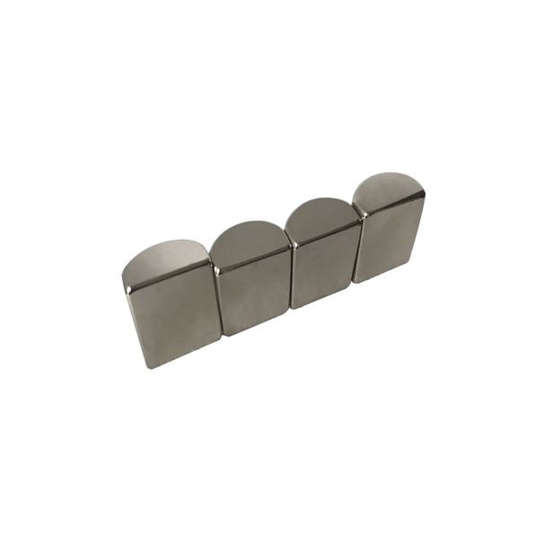 Semicircle cylinder super strong magnets