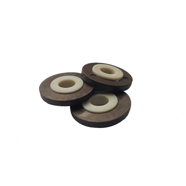 Axial 6 pole plastic magnetic ring for household appliances