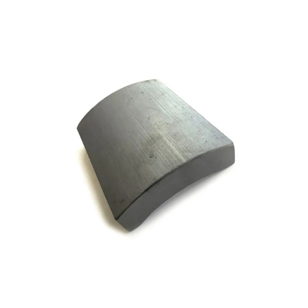 Big arc sinter ferrite magnet[picture supply customized]