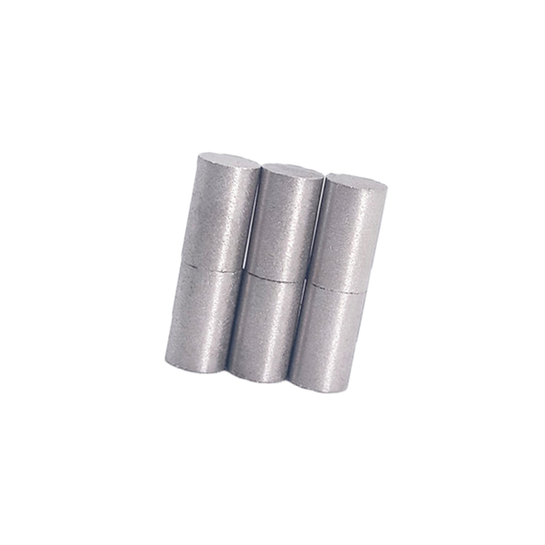 Diameter 12mm thick 30mm axial magnetized SmCo magnet